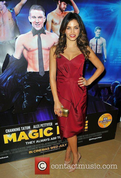 Jenna Dewan,  'Magic Mike' European Premiere-Mayfair Hotel...