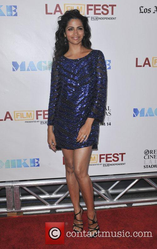 Camila McConaughey 2012 Los Angeles Film Festival -...