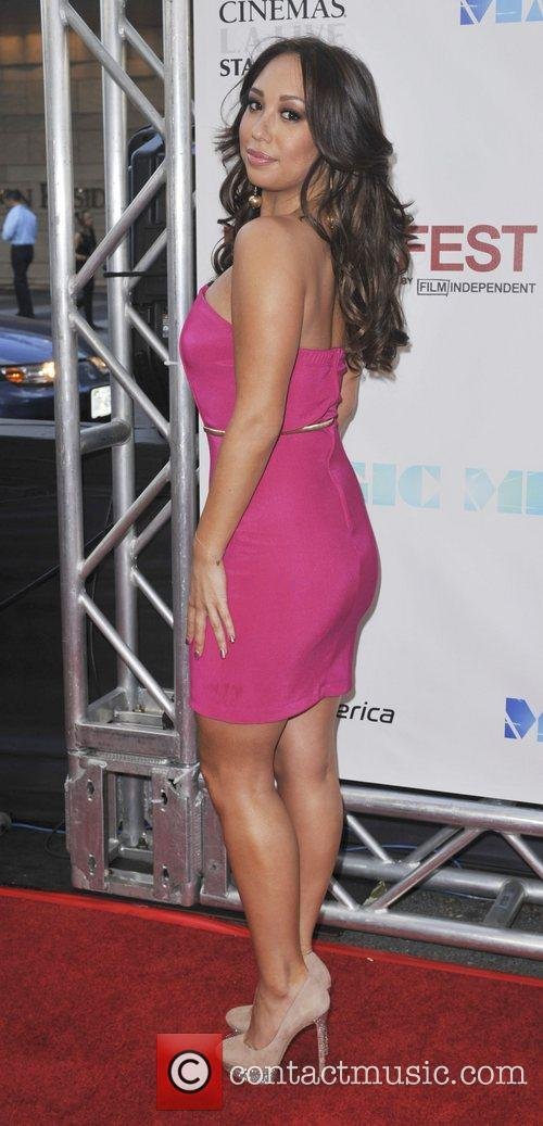 Cheryl Burke 2012 Los Angeles Film Festival -...