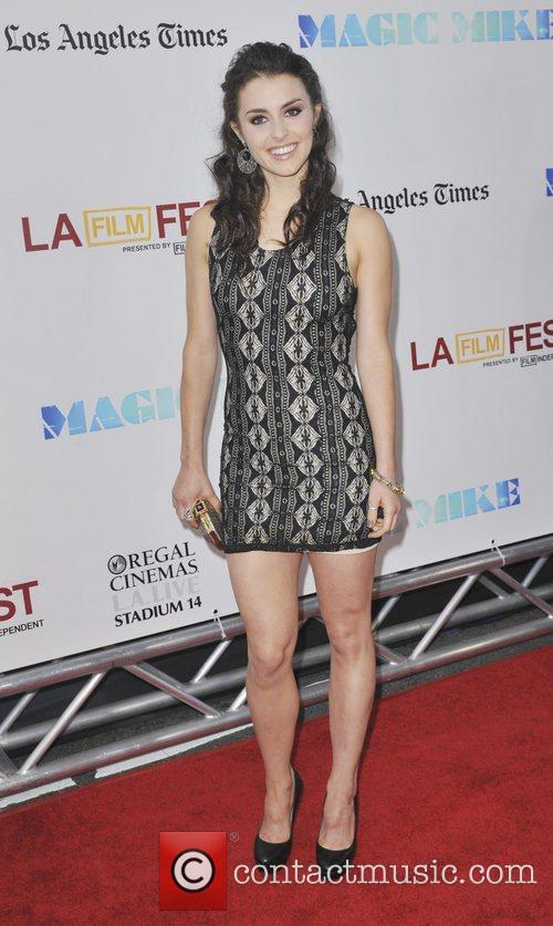 Kathryn McCornick 2012 Los Angeles Film Festival -...