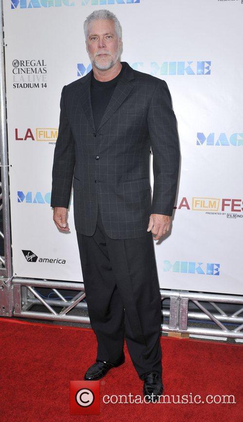 Kevin Nash 2012 Los Angeles Film Festival -...