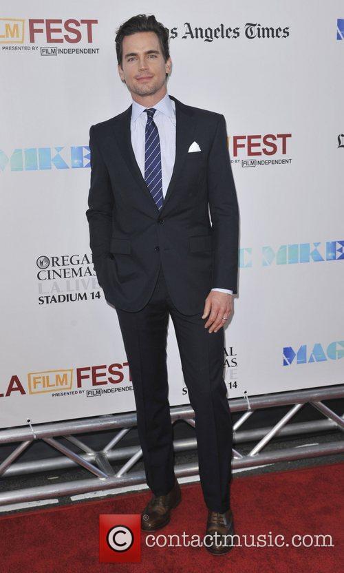 Matt Bomer and Los Angeles Film Festival 2