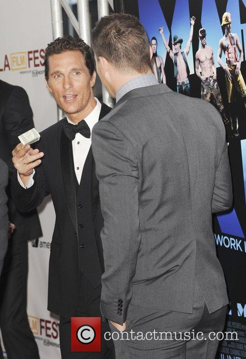 Matthew Mcconaughey, Channing Tatum and Los Angeles Film Festival 2