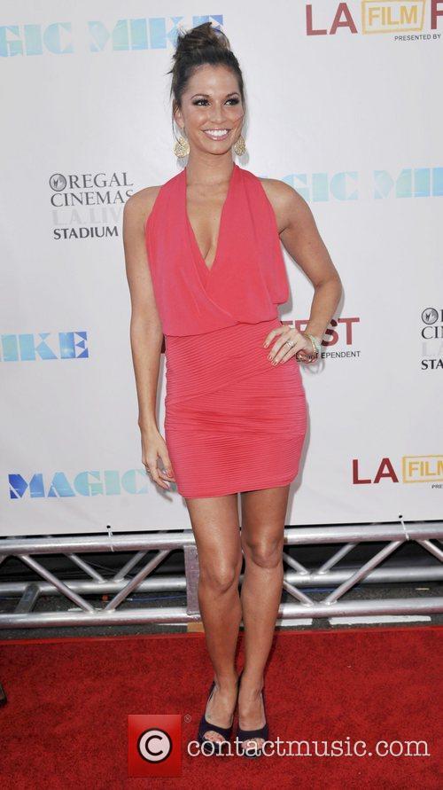 Melissa Rycroft 2012 Los Angeles Film Festival -...
