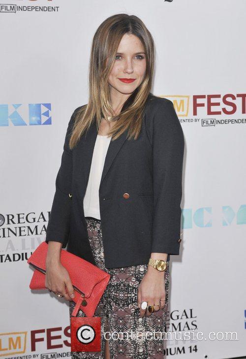 Sophia Bush 2012 Los Angeles Film Festival -...