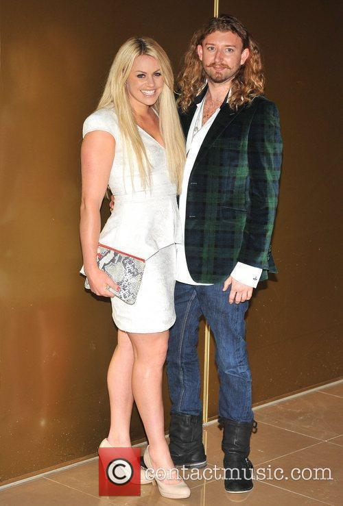 Chemmy Alcott and guest UK film premiere of...