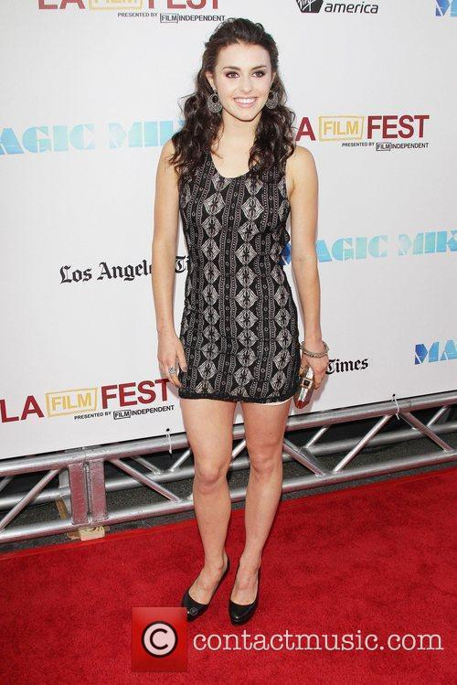 Kathryn McCormick  2012 Los Angeles Film Festival...