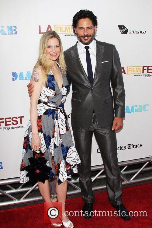 Kristin Bauer, Joe Manganiello and Los Angeles Film Festival 6