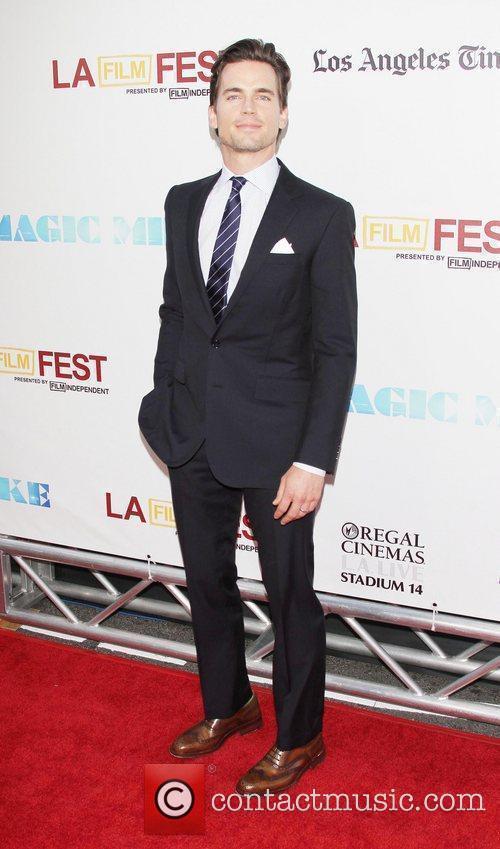 Matt Bomer and Los Angeles Film Festival 1