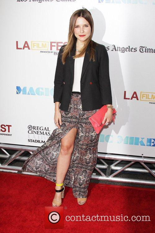 Sophia Bush, Los Angeles Film Festival