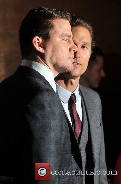 Channing Tatum and Matthew Mcconaughey 9