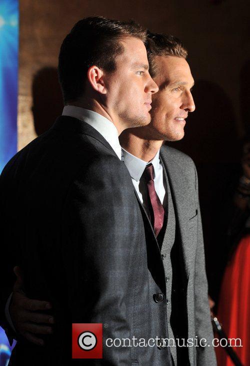 Matthew McConaughey Channing Tatum