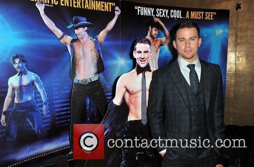 Channing Tatum 'Magic Mike' European Premiere-Mayfair Hotel,...