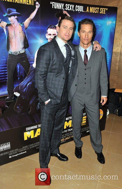 Channing Tatum and Matthew Mcconaughey 1