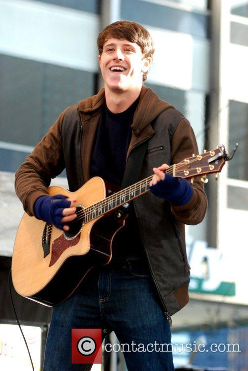 Shane Harper presented by Disney performs at The...