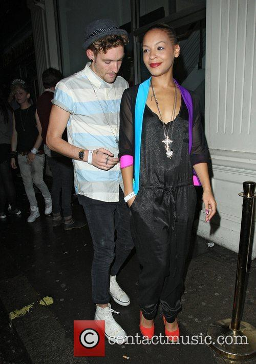 X Factor Jade Ellis at Mahiki nightclub