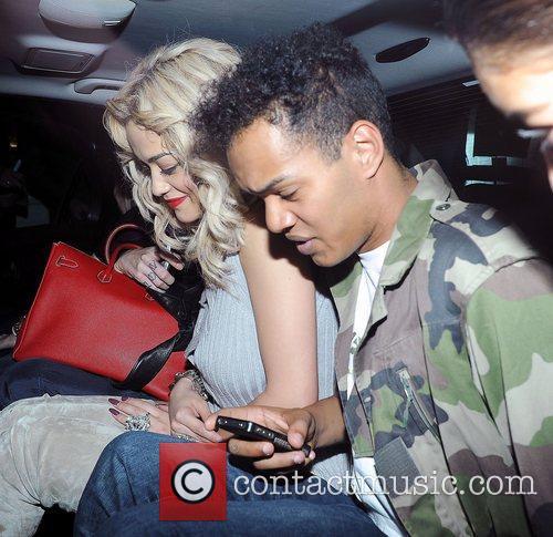 Rita Ora, Rizzle Kicks and Mahiki Club 4