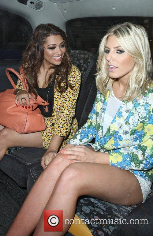 Mollie King and Vanessa White 4