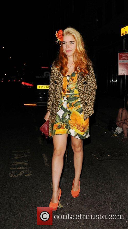 Paloma Faith and Mahiki Club 2
