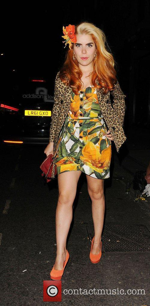 Paloma Faith and Mahiki Club 3