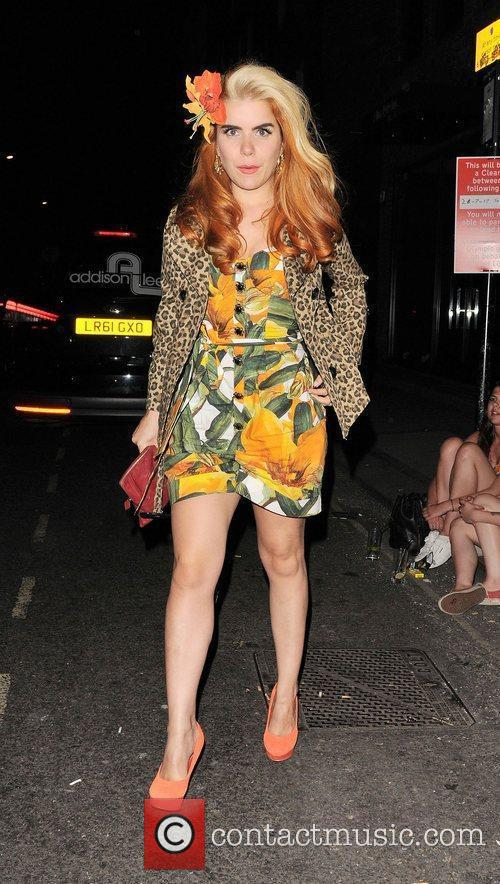 Paloma Faith and Mahiki Club 5