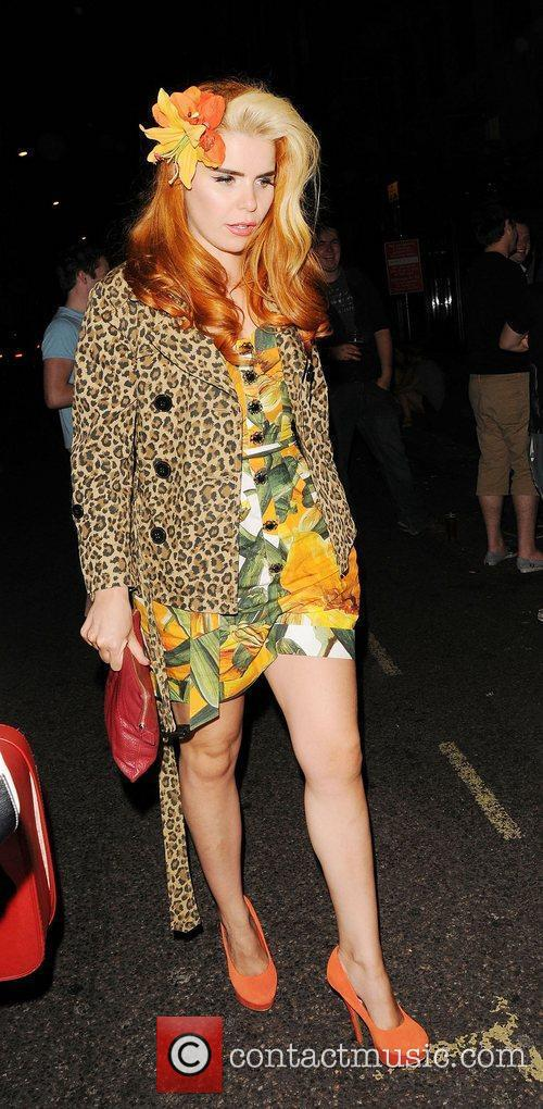 Paloma Faith and Mahiki Club 1