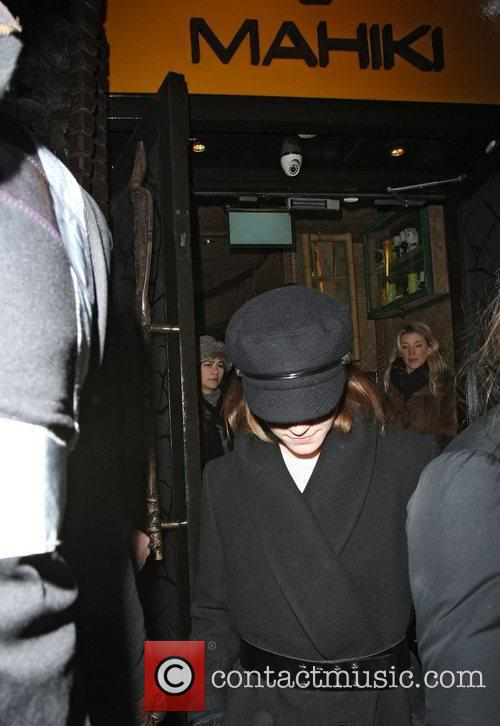 Emma Watson and Mahiki 2