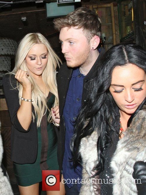 James Arthur and Mahiki 4