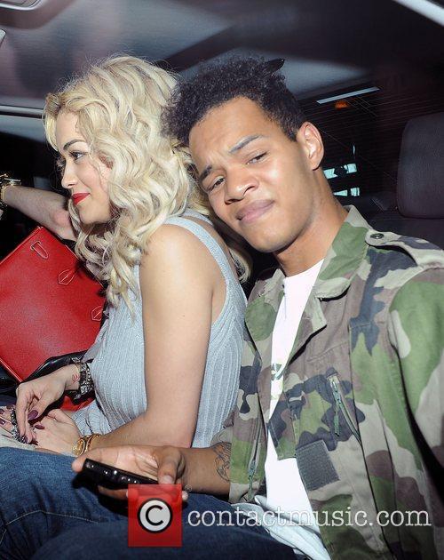 Rita Ora, Rizzle Kicks and Mahiki Club 5