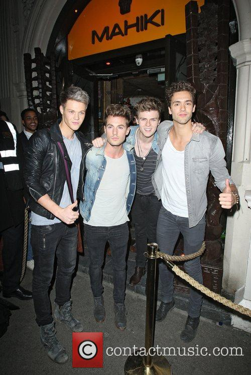 Left to Right: Ryan Fletcher, Joel Peat, Adam...