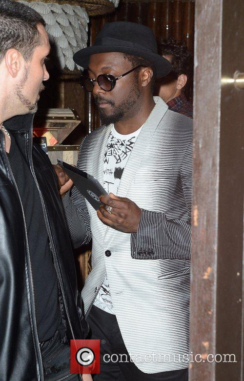 Will.i.am and Cheryl Cole 2