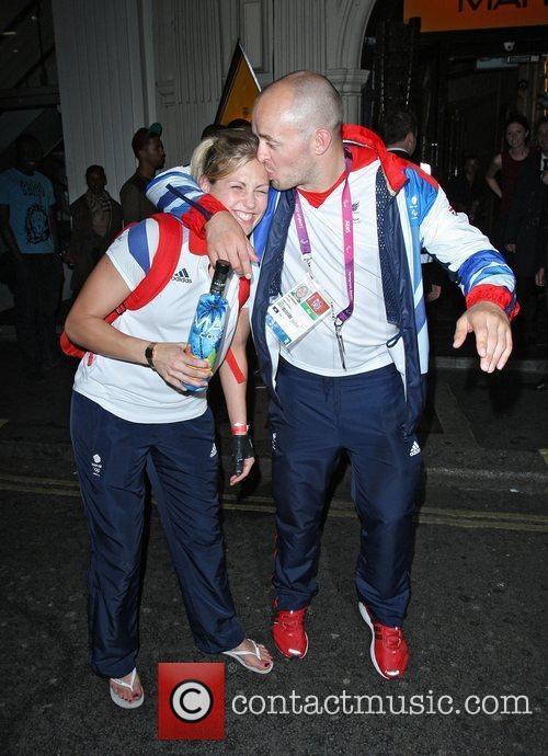 Olympic Judo Gemma Gibbons and Joe Ingram (Judo),...