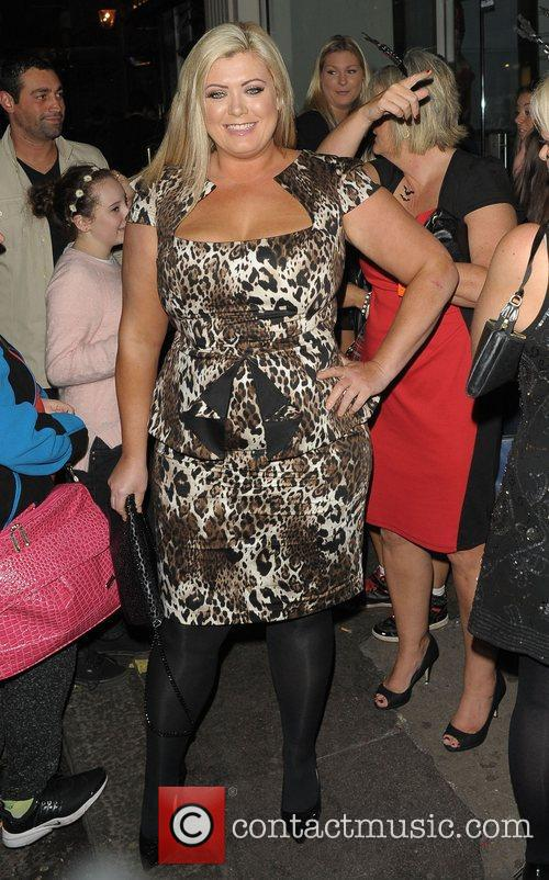 Gemma Collins and Mahiki Club 3