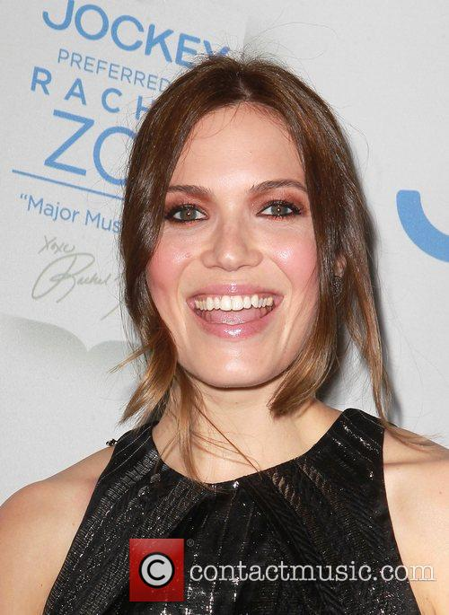 Mandy Moore Celebrates the launch of Rachel Zoe's...