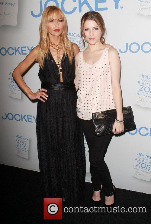 Rachel Zoe and Anna Kendrick 7