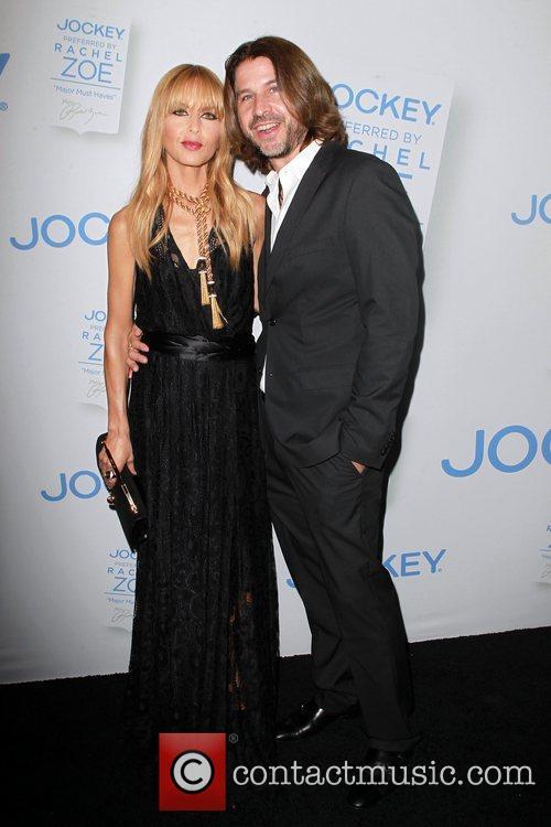 Rachel Zoe and Rodger Berman 5