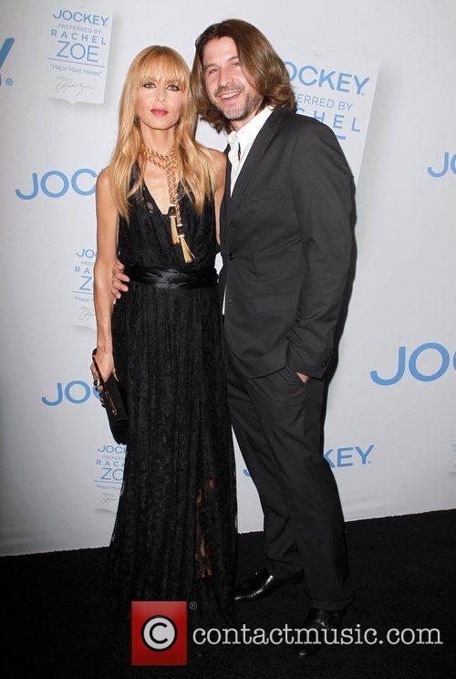 Rachel Zoe and Rodger Berman 2