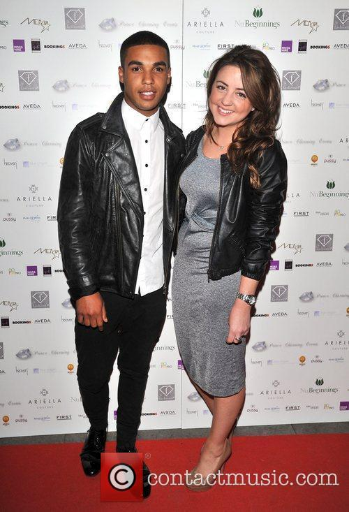 Lucien Laviscount and guest fundraising dinner to raise...