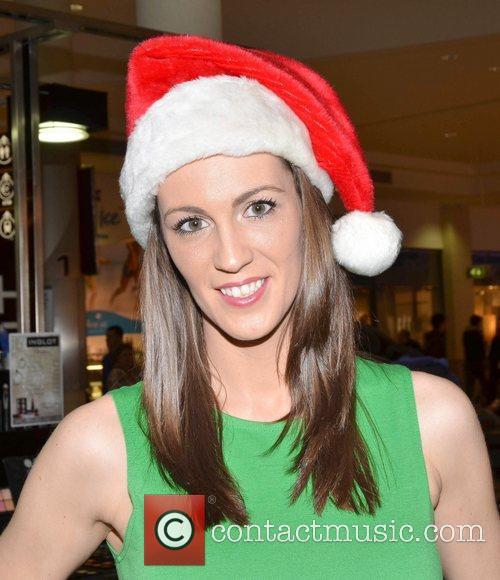 Suzanne Kane Actress Caroline Morahan partipates in a...
