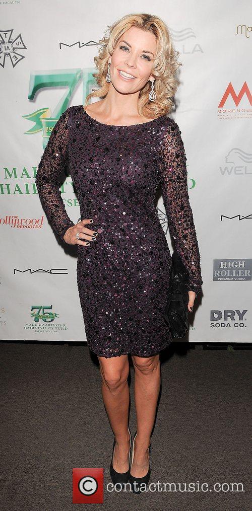 Ke$ha,  at the Make-Up Artists and Hair...