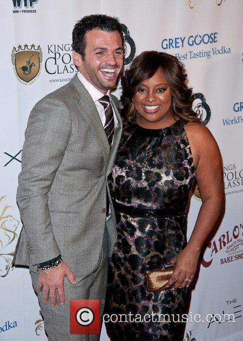 Tony Dovolani and Sherri Shepherd 2