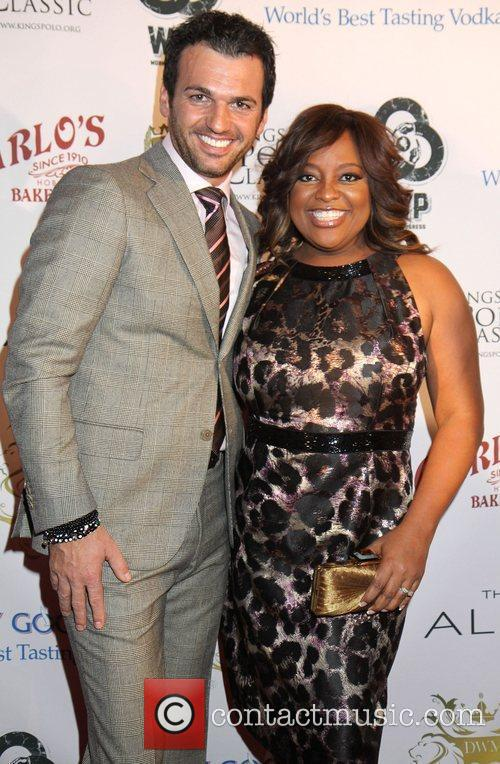 Tony Dovolani and Sherri Shepherd 3