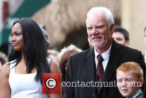 Garcelle Beauvais-nilon, Malcolm Mcdowell and Walk Of Fame 4