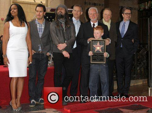 Garcelle Beauvais-nilon, Gary Oldman, Malcolm Mcdowell, Mark-paul Gosselaar, Mike Kaplan, Reed Diamond, Rob Zombie and Walk Of Fame 2