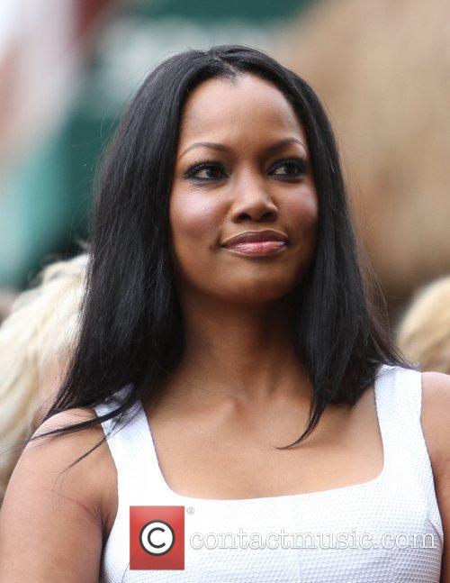 Garcelle Beauvais-nilon and Walk Of Fame 7