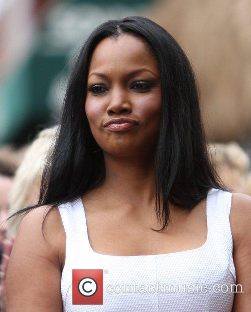 Garcelle Beauvais-nilon and Walk Of Fame 9