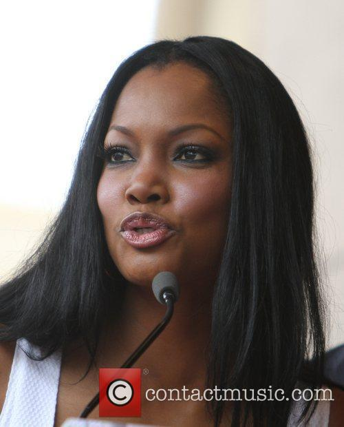 Garcelle Beauvais-nilon and Walk Of Fame 10