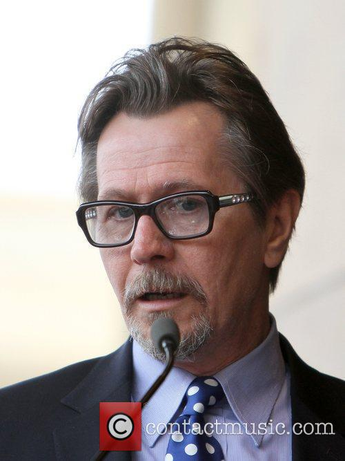 Gary Oldman and Walk Of Fame 4
