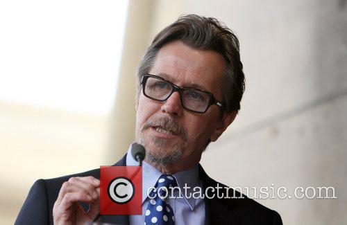 Gary Oldman and Walk Of Fame 5