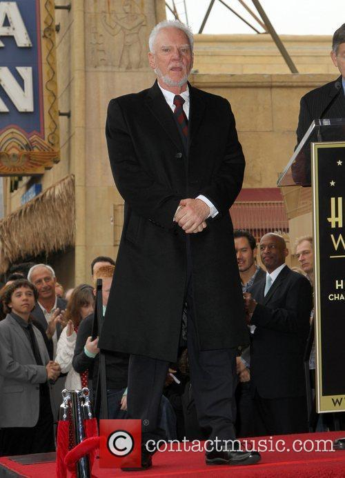 Malcolm McDowell and Walk Of Fame 11